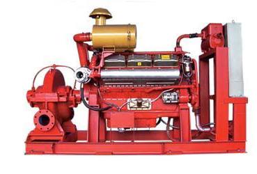 xbc 柴油机泵组